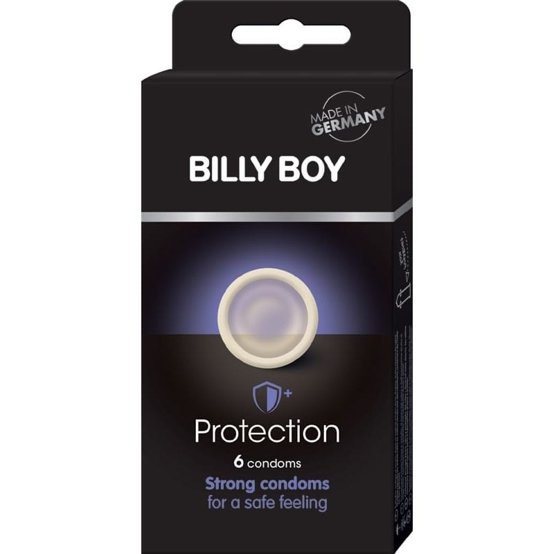 Billy Boy Protection 6-pack