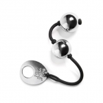Fifty Shades Silver Pleasure Balls