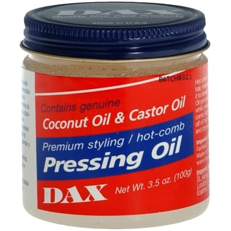 Dax Premium Styling Pressing Oil 100 Gram
