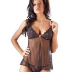 Babydoll Set Butterfly, Medium