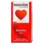 Masculan Sensitive 10-pack