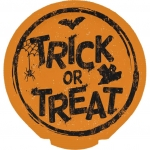 Happy Condoms Halloween Trick or Treat Circle