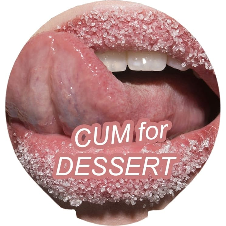 Happy Condoms Cum for Dessert 1 st