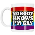 Mug, Nobody knows