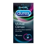 Durex Mutual Climax 10-pack