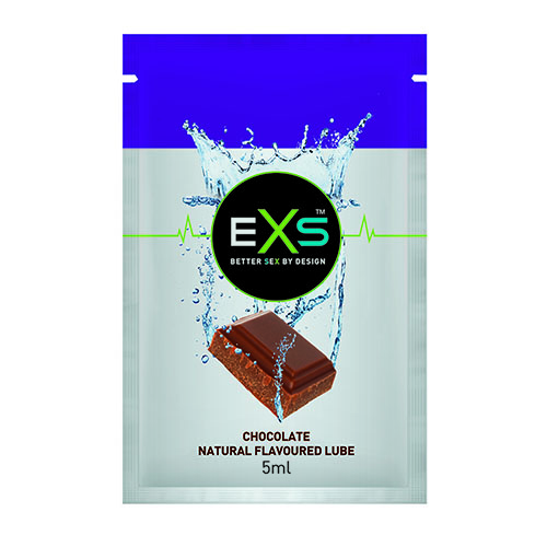 EXS Natural Flavoured Chocolate Lube 5 ml