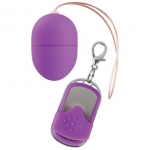 10 Speed Remote Egg - Lila