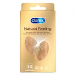 Durex Natural Feeling 10-pack