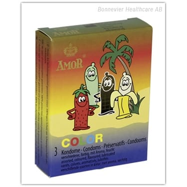 Amor Color 3-pack