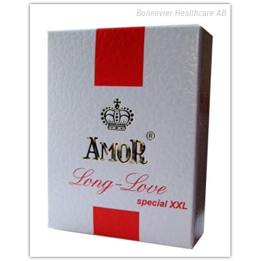 Amor Long Love XXL 3-pack