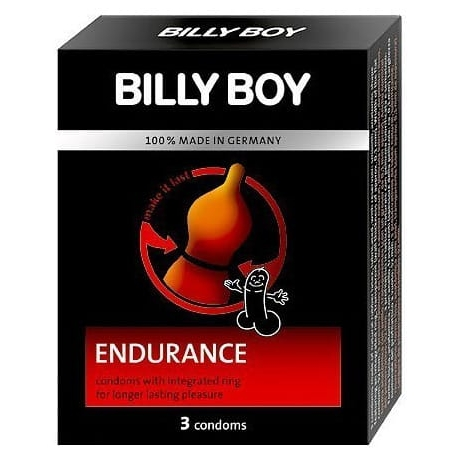 Billy Boy Endurance 3-pack