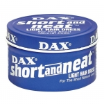 Dax Short and Neat Hårvax 100 gram