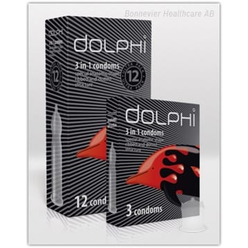 Dolphi 3 in 1 12-pack