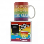 Nobody knows I am gay, Värmemugg