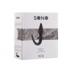 Sono Rubber Butt Plug No 8