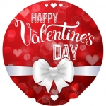 Happy Condoms Valentines Day Gift Wrap 1 st